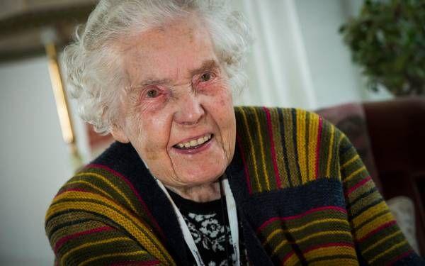 Danmarks ældste fylder 111 år